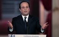Олланд о Ле Пен во втором туре: Угроза для Франции