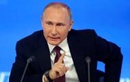 Путин об атаке США: Нарушение международного права