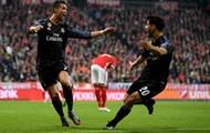 Реал добыл волевую победу над Баварией