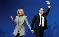Результаты выборов во Франции: Макрон лидирует с 24,01% голосов