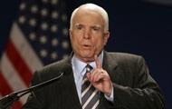 Ситуация на Балканах вновь обостряется - Маккейн
