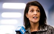 США критикуют РФ за Украину и Крым, но продолжают сотрудничество – Хейли
