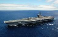 США направляют три авианосца к берегам Южной Кореи