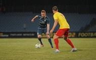 Сталь - Зирка 1:0 видео гола и обзор матча чемпионата Украины