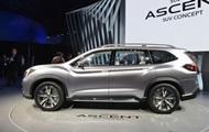 Subaru представила семиместный кроссовер Ascent