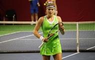 Теннис. Украинка Козлова легко вышла в четвертьфинал турнира в Стамбуле