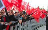 Турецкой оппозиции отказали в отмене итогов референдума