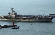 Ударная группа ВМС США отправится к берегам Южной Кореи