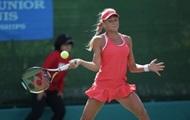 Украинская теннисистка установила уникальное достижение