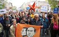 В Будапеште протестуют против правительства Орбана