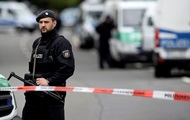 В Германии совершено вооруженное нападение на банк