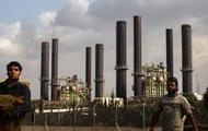 В секторе Газа остановилась единственная электростанция
