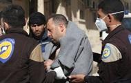 Войска Асада отрицают применение химического оружия в Идлибе