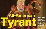 Всеамериканский тиран. Неделя на обложках СМИ