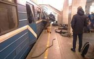 Взрыв в Питере: фото, видео.18+
