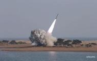 Южная Корея испытала баллистическую ракету