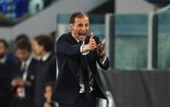 Аллегри: У Ювентуса отличные шансы победить в Лиге чемпионов