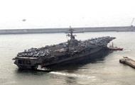 Авианосец США покинет воды Южной Кореи – СМИ