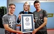 Бавария попала в Книгу рекордов Гиннеса