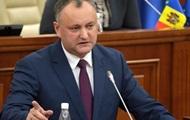Додон: Решение выслать дипломатов РФ – провокация