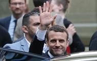 Франция готовится к инаугурации Макрона