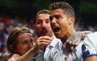 Хет-трик Роналду принес Реалу победу над Атлетико