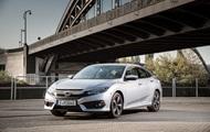 Honda представила новую европейскую версию Civic