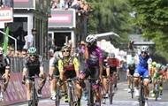 Колумбиец Гавирия выиграл 12-й этап Джиро д'Италия