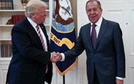 Лавров: Трамп настроен на хорошие отношения с РФ