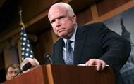 Маккейн призвал Трампа покаяться