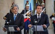 Макрон готов к диалогу по реформированию ЕС