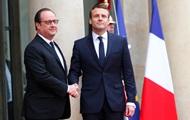 Макрон стал официально президентом Франции