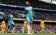 Манчестер Сити - Кристал Пэлас 5:0 видео голов и обзор матча