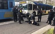 Майские демонстрации в США закончились арестами