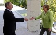 Меркель прибыла в Сочи на переговоры с Путиным