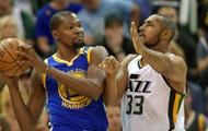 НБА: Юта проиграла Голден Стэйт и находится в шаге от вылета