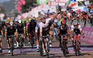 Немец Грайпель победил на втором этапе Джиро д'Италия