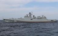 Новейший фрегат России вошел в Cредиземноморье