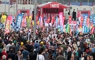 Первомай в Стамбуле: более 200 задержанных