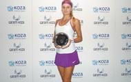 Страсбург (WTA): Ястремской немного не хватило до сенсационной победы