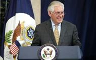 Тиллерсон: Перезагрузка отношений с РФ невозможна