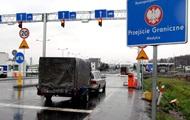 Украина виновна в очередях на границе – польские пограничники