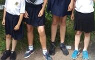 В английской школе собрались ввести юбки для мальчиков