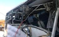 В Дубае автобус врезался в грузовик: семь погибших