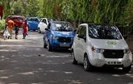 В Индии решили перейти на электромобили