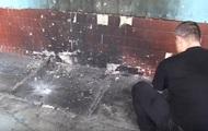 В Киеве возле офиса Азова произошел взрыв