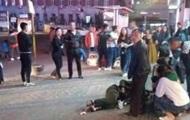 В Китае мужчина ранил ножом 18 прохожих