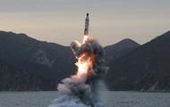 Южная Корея сообщила о запуске ракеты в КНДР