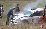 Автомобиль сбил мужчину насмерть во время ралли в Николаевской области