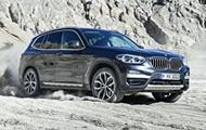 BMW представила новое поколение кроссовера X3